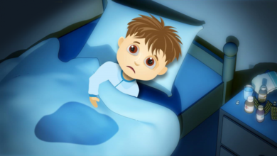 Photo of سلس البول الليلي عند الأطفال